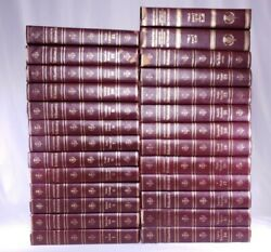 Vintage Encyclopedia Britannica 1965 Full Set 23 Volumes, 1 Index,and 2 Dictionary