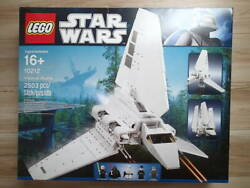 Lego Star Wars Ultimate Collector Series 10212 Imperial Shuttle Ucs New Sealed