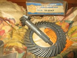 Nors Ring And Pinion Gear Set 1934-1935 Chrysler 1932-1936 Plymouth Desoto Dodge