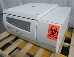 C174174 Beckman Coulter Allegra X-12 Benchtop Centrifuge Sx4750 Rotor 4 Buckets
