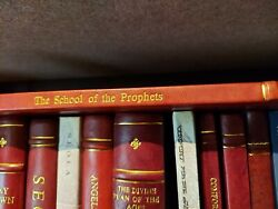 Extremely Rare 1922 School Of The Prophets Watchtower Ministry School Leather
