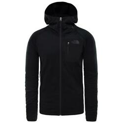 New Mens The North Face Borod Hoodie Fleece Hooded Full Zip Jacket Coat $56.31