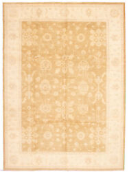 Hand-knotted Carpet 9and03911 X 13and0398 Traditional Vintage Wool Rug