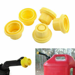 5xreplacement Yellow Spout Top For Blitz Fuel Gas Can 900302 900092 900094 Es