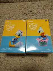 Disney Characters Fluffy Puffy Donald Duck Pvc Figure