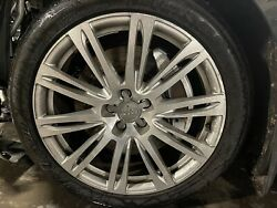 2011-2017 Audi A8l D4 Alloy Wheel 20and039and039 Oem 9jx20h2 Et37