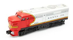 Lionel Locomotives A/b With Mike Train House Passenger Cars, O Gauge