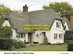 L023490 Thatched Cottage. White Roothing. Ron Gregory. Chelmsford Hospice Servic