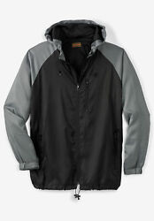 Boulder Creek By Kingsize Menand039s Big And Tall Lightweight Packable Performance