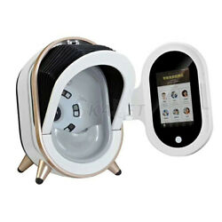 Skin Analyzer Magic Mirror Automatic Recognition Of Eyes Nose Mouth And Eyebrow