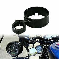 39mm Side Mount Speedometer Relocation Bracket For Harley 72 Iron 883 Xl883n