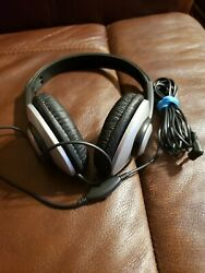 Fender☆ Ts-411☆stereo Headphones Tested And Sound Great