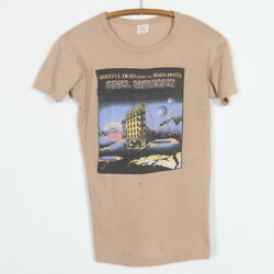 Vintage 1974 Grateful Dead From The Mars Hotel Shirt