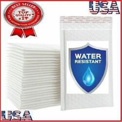 Any Size Poly Bubble Mailers Shipping Mailing Padded Bags Envelopes Self Seal-