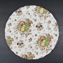 Johnson Brother Autumns Delight 10-inch Dinner Plate Hard To Find