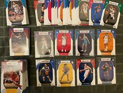 2020-21 Nba Panini Hoops Complete Set 1-250 Lamelo Ball Anthony Edwards Rcandnbsp