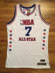 Nba All-star 2003 Indiana Pacers Jermaine O'neal Pro Cut Jersey 52+4 Game Issued