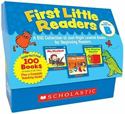 First Little Readers Guided Reading Level B A Big Col... By Charlesworth Liza
