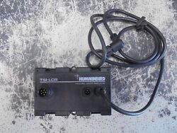 Humminbird Tsi-lcr Trolling Speed Indicator Only Untested