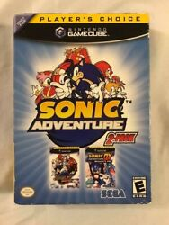 Sealed Sonic Adventure 2-pack Excellent Condition - Please See Pictures