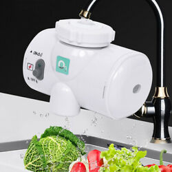 Household Self-powered Water Tap Ozone Generator Water Purifier Faucet Filter