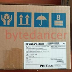 1pc New Brand Pro-face Display Screen Pfxgp4501tmd 1 Year Warranty Fast Delivery