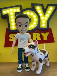 Work Hero Cross Toy Story Sid Scud 24 Inches