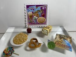 Re-ment Puchi Petite Mini Sweets - A Day At The Fair 7 - Dollhouse Miniature