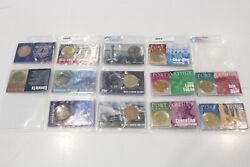 Vintage Coin Collection 13 Tasmania Coins By Tasmedals And Ozmint