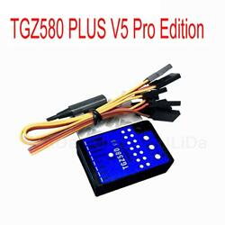 Tgz580 Plus 3 Axis Gyro Flybarless For T-rex 250-800 Rc Helicopter Microbeast V5