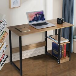 Small Computer Desk Study Writing Table Office Workstation Home Dorm Furniture