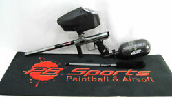 Smart Parts Sp Shocker Amp Deluxe Paintball Marker Package Dust Pewter New