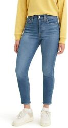Leviand039s Womenand039s Wedgie Skinny Jeans Standard And Plus