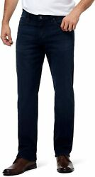 Chaps Jeans Menand039s Relaxed Fit Trusted Straight Leg Jean