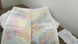 Lot Of Assorted Vintage Maps Topographical Maps Mostly Ny