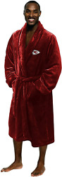 The Northwest Company Nfl For Men And Women Silk Touch Lounge Robe