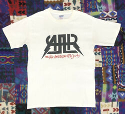 Vintage All American Rejects 2006 Band Tour T Shirt Size Small Pop Punk Y2k
