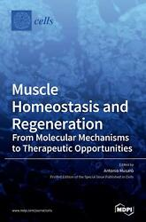 Muscle Homeostasis And Regeneration By Antonio Musar English Hardcover Book Fr