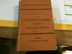 Ferville L Industry Dairy The Milk The Butter The Cheese 1888