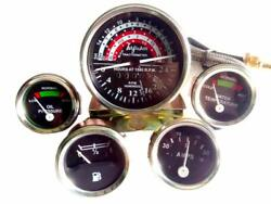 Aftermarket Gauge Tachometer Set For Massey Tractor Mf35 Mf50 Mf65 To35 F40 Mh50