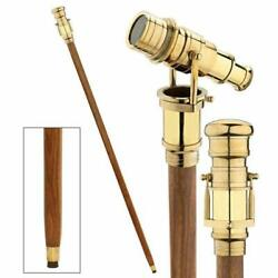 Excel Karts Wooden Nautical Antique Walking Sticks 37 Inches