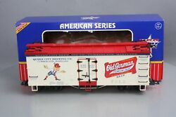 Usa Trains 16440 G Scale Old German Beer Refrigerator Car
