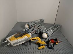 Lego Star Wars 75172 Y-wing Starfighter. No Figures, Box, Or Instructions
