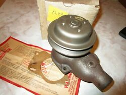 Water Pump 1939-1940's 50's 60's -1971 Willys Jeep Jeepster Truck 4 Cyl. 637052