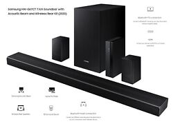 Samsung Hw-q67ct Home Theater 7.1 W/ Rear Speakers And Sub - Certified Refurbished