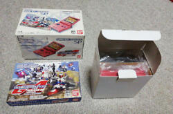 Rare Game Boy Advance Sp Gundam Char Exclusive Red Color With Soft Mint Japan
