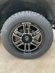 Moto Metal Wheels And Tires For Chevy Colorado