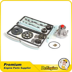 Timing Chain Kit Water Pump Fit 1997 Ford Crown Victoria Lincoln Town Car 4.6l