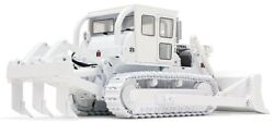 First Gear 1/25 International Harvester Td-25 Dozer Wenclosed Cab And Ripper White