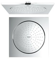 Grohe 27271000 Rainshower F-series 10andprime Head Shower 1 Spray 254mm Andpound548.14
